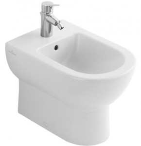 Биде напольное Villeroy Boch Subway Plus 741000R1